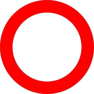 bord c1 geslotenverklaring nijverheidstraat